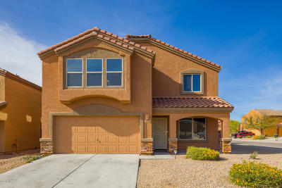 Pima County, Pinal County Single Family Home For Sale: 144 W Sprint Street