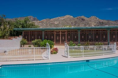 Tucson Single Family Home For Sale: 6434 N Pontatoc Road