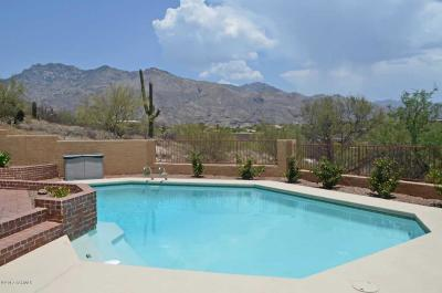 Tucson Single Family Home For Sale: 6173 E Paseo Cimarron