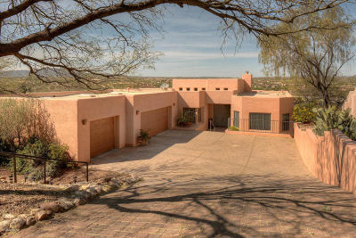 Oro Valley Single Family Home For Sale: 1727 E Buck Ridge Place