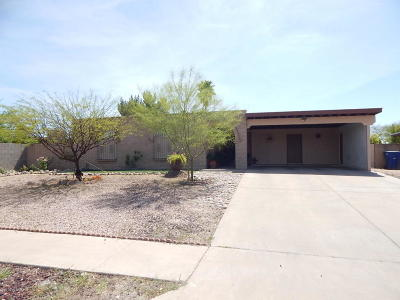 Pima County, Pinal County Single Family Home For Sale: 2232 E Pine Street
