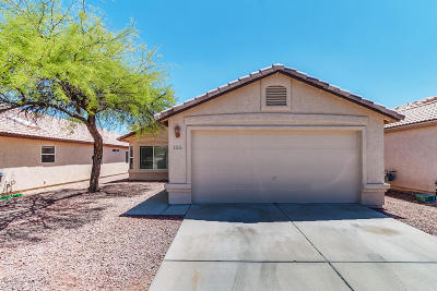 Tucson Single Family Home For Sale: 2245 W Silver Bell Oasis Way