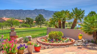 Single Family Home Active Contingent: 37285 S Canyon View Drive