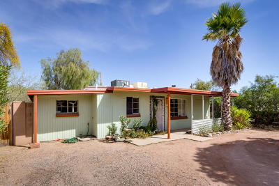 Pima County Single Family Home For Sale: 2866 N Desert Avenue