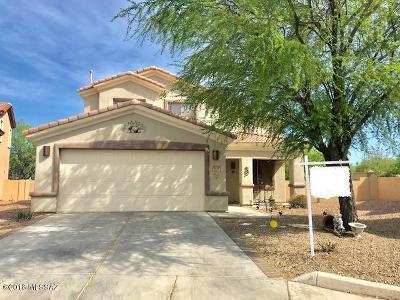 Single Family Home For Sale: 14529 S Camino Tierra Luna
