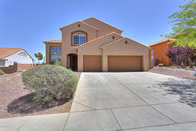 Rio Rico Single Family Home Active Contingent: 369 Via Capri