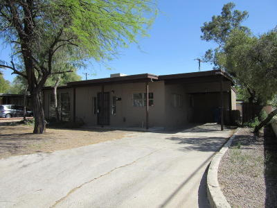 Pima County Single Family Home For Sale: 2808 E 17th Street