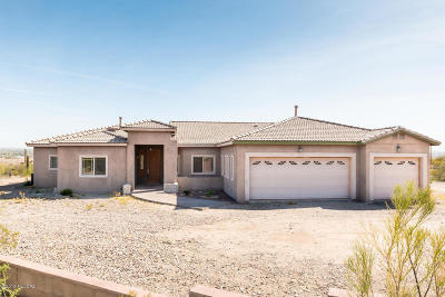 Tucson Single Family Home For Sale: 5295 W Belmont Road