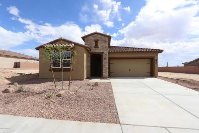 Marana Single Family Home For Sale: 7589 W Buckeye Path