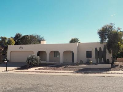 Single Family Home Active Contingent: 1349 N Paseo De Golf
