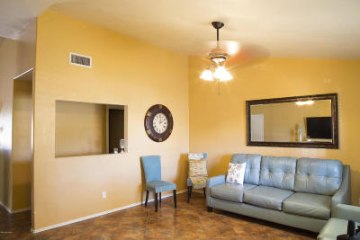 Pima County Single Family Home For Sale: 7227 W Brightwater Way