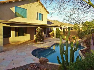 Tucson Single Family Home For Sale: 7525 W Victory Court