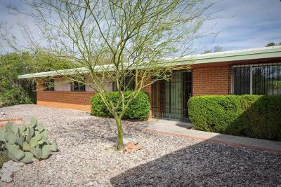 Tucson Single Family Home For Sale: 3430 N Calle De Beso