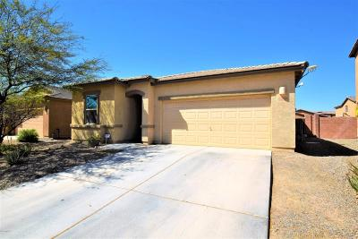 Marana Single Family Home Active Contingent: 12080 W Formosa Lane