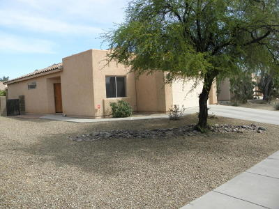 Tucson Single Family Home For Sale: 5442 N Willow Thicket Way