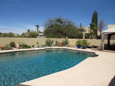 Tucson Single Family Home For Sale: 9281 N Jessy Lane