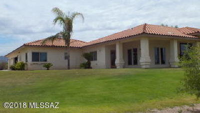 Tucson Single Family Home For Sale: 6473 W Ina Road
