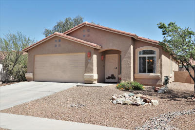 Oro Valley Single Family Home For Sale: 2549 E Chipped Stone