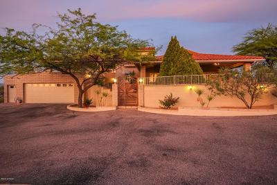 Pima County, Pinal County Single Family Home For Sale: 10922 E Escalante Road