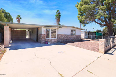 Pima County Single Family Home Active Contingent: 1343 W Kleindale Road