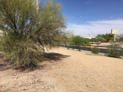 Tucson Residential Lots & Land For Sale: 8800 E Speedway Boulevard #.