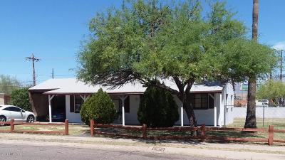 Pima County Single Family Home For Sale: 4649 E 12th Street