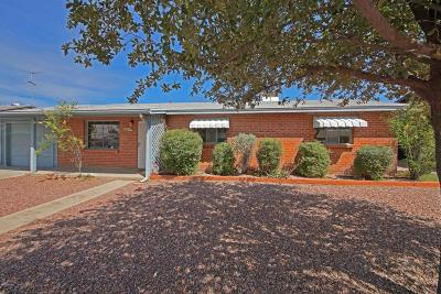 Pima County Single Family Home For Sale: 2734 N Baxter Avenue