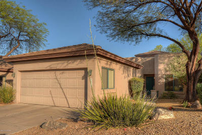 Tucson Townhouse Active Contingent: 6078 N Running Deer Circle