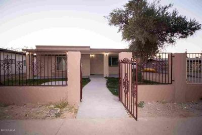 Pima County, Pinal County Single Family Home For Sale: 1926 S Wilson Avenue