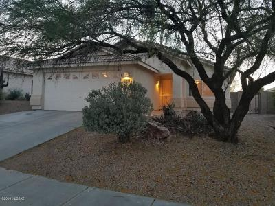 Tucson Single Family Home Active Contingent: 3625 N Avenida Albor