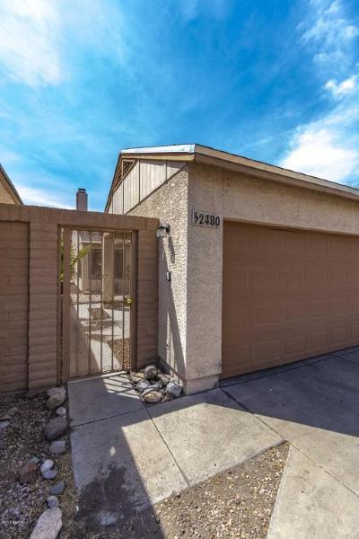 Tucson Townhouse For Sale: 2480 N Palo Santo Drive