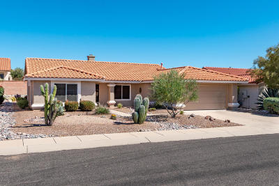 Oro Valley Single Family Home Active Contingent: 2347 E Nasturtium Street