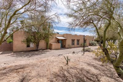 Tucson Single Family Home Active Contingent: 6617 N Amahl Circle