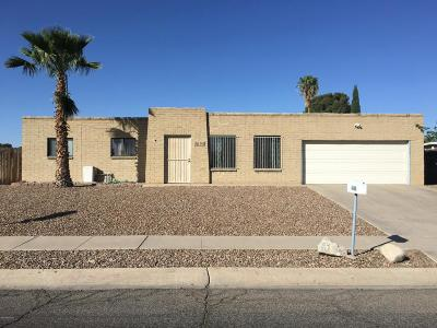Pima County, Pinal County Single Family Home For Sale: 4340 S Evergreen Avenue