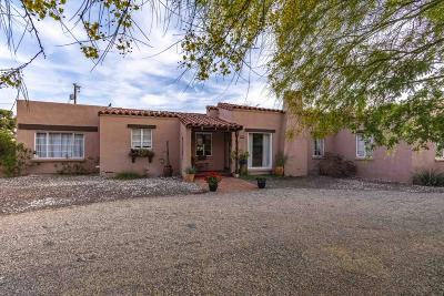 Pima County Single Family Home For Sale: 3906 E Paseo Grande