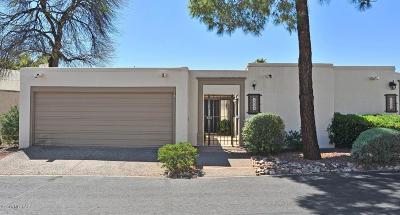 Tucson Townhouse For Sale: 6806 E Dorado Court