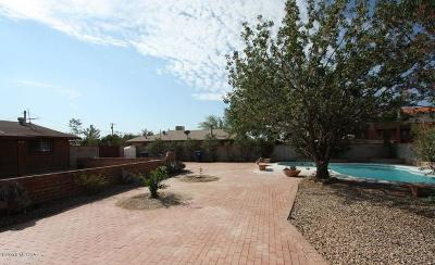 Pima County Single Family Home For Sale: 3701 N Los Altos Avenue