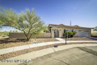 Green Valley  Single Family Home For Sale: 445 S Avenida De Las Sabinas