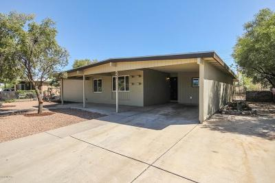 Pima County, Pinal County Single Family Home For Sale: 341 W Bilby Road