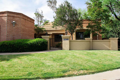 Tucson Townhouse For Sale: 7071 E Calle Tolosa
