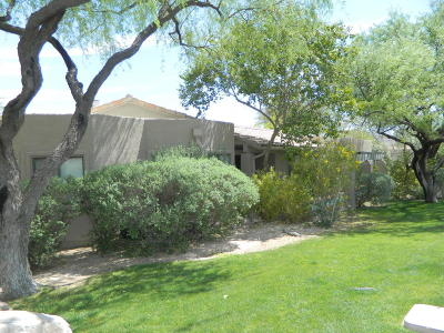 Tucson Townhouse For Sale: 3220 W Champagne Drive