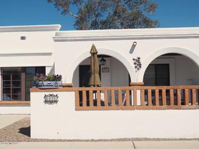 Pima County, Pinal County Condo For Sale: 189 S Paseo Sarta #C