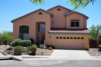 Pima County, Pinal County Single Family Home For Sale: 8186 E Quartz Ridge Drive