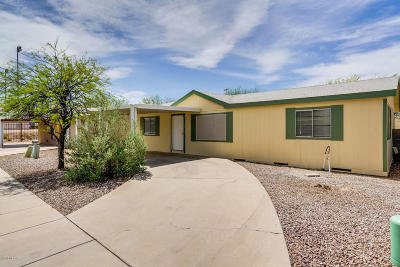 Pima County Manufactured Home Active Contingent: 6278 S Flowing Water Place