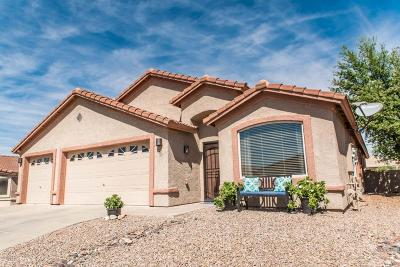 Oro Valley Single Family Home Active Contingent: 12323 N Kylene Canyon Drive