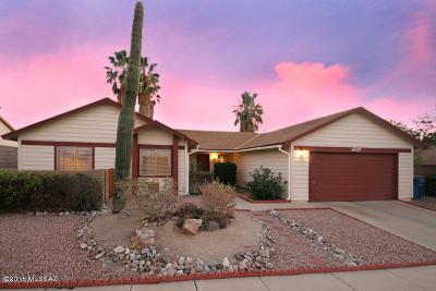 Tucson Single Family Home Active Contingent: 9978 E Nicaragua Lane