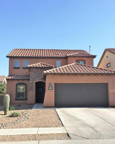 Pima County Single Family Home Active Contingent: 59 W Calle Priscal