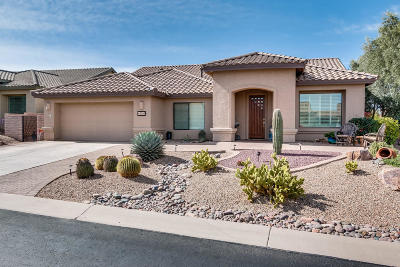 Green Valley Single Family Home Active Contingent: 2300 E Bluejay Bluff Lane