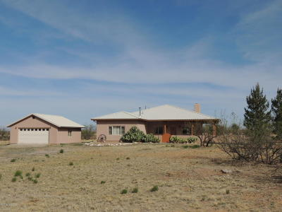 Cochise Single Family Home For Sale: 1588 N Panorama Way