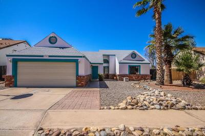 Pima County Single Family Home For Sale: 4341 W Sungate Place